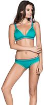 Agua Bendita 2017 Bendito Pixel Bikini Bottom AF50847G1B