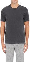 James Perse Men's Cotton T-Shirt-DARK GREY