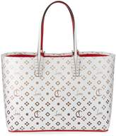 Christian Louboutin Cabata Loubinthesky Red Sole Tote Bag