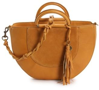 Lucky Brand Nota Leather Satchel