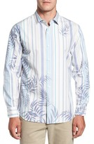 Tommy Bahama Men's Big & Tall Frond With The Wind Sport Shirt