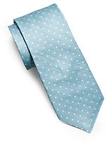 Michael Kors Pindot Silk Tie