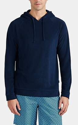 Onia Men's Modal-Blend French Terry Hoodie - Navy