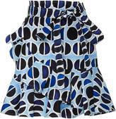 Alexis M'O Exclusive Anvivi Wrap Mini Skirt
