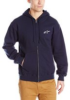 Alpinestars Men's Sturdy Zip Fleece Sweatshirt,Large