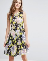 French Connection Botanical Trip Lace Dress