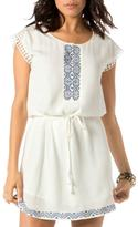 Miss Me Eyelet Embroidered Dress