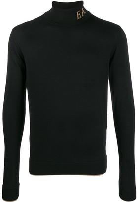 Emporio Armani turtleneck jumper