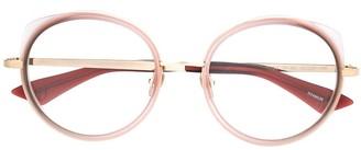 Emmanuelle Khanh Lightweight Round Frame Glasses