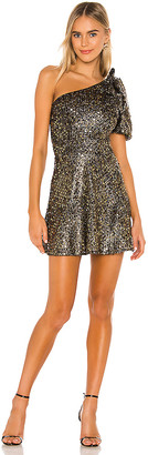 Tularosa Nora Sequin Dress