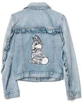 Gap GapKids | Disney sequin denim jacket