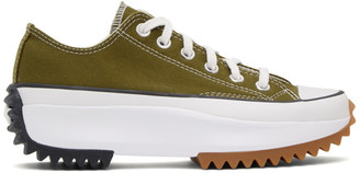 Converse Green Run Star Hike OX Sneakers