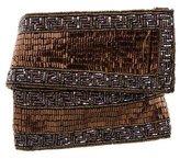 Christian Dior Embellished Satin Belt