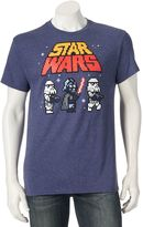 Men's Star Wars Imperial Army Pixelated Tee