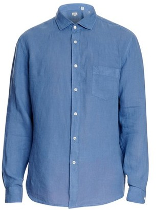 Hartford Paul Pat linen shirt