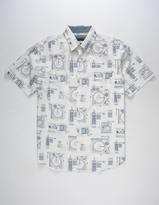 DGK Blueprint Mens Shirt