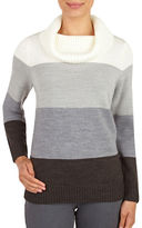 Allison Daley Plus Cowl Neck Sweater