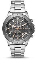 Michael Kors Walsh Chronograph & Date Bracelet Watch
