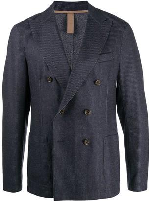 Eleventy Double-Breasted Blazer Jacket