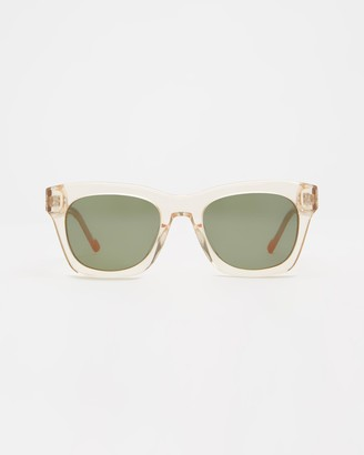 Le Specs Neutrals Square - Fortitude - Size One Size at The Iconic