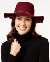 BCBGeneration Dripping With Imitation Pearls Floppy Hat
