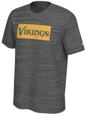 Nike Minnesota Vikings Men's Legend Velocity Training T-Shirt