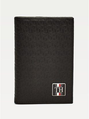 Tommy Hilfiger Cube Monogram Card Holder