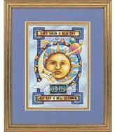 Dimensions Needlecrafts Gold Petite Counted Cross Stitch, A New Day