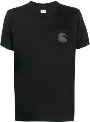 C.P. Company short sleeve logo T-shirt