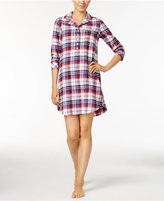 Jockey Printed Flannel Sleepshirt