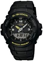 Casio Men's Analog-Digital G-Shock Watch - Black (G100-9CM)