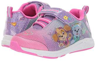 Josmo Kids Paw Patrol Mesh Sneaker (Toddler/Little Kid) (Purple/Pink) Girl's Shoes
