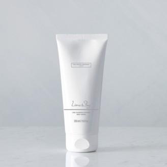The White Company Lime & Bay Body Scrub, No Colour, One Size