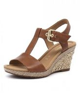 Gabor New Pia Peanut Womens Shoes Casual Sandals Heeled