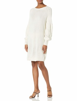 BB Dakota Women's Seen Sweater Days Dress