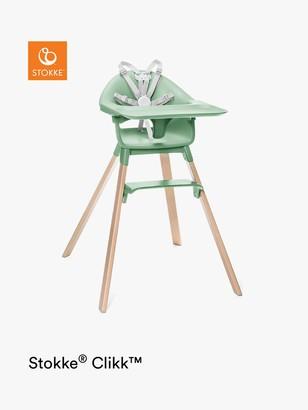 Stokke Clikk Highchair, Clover Green