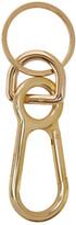 Loewe Gold Big Hook Keychain
