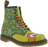 Dr Martens Green Ninja Turtles Michelangelo Boots