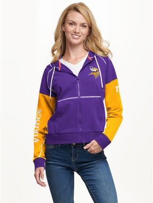 Tommy Hilfiger Minnesota Vikings Zip Hoodie