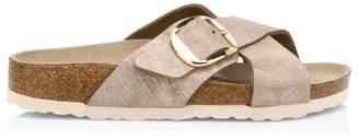 Birkenstock Siena Big Buckle Leather Sandals