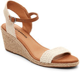 Lucky Brand Natural Katereena Wedge Espadrille Sandals