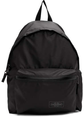 Eastpak Black Topped Padded Pakr Backpack