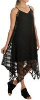 Cupio Lace Tank Dress - Spaghetti Straps (For Women)