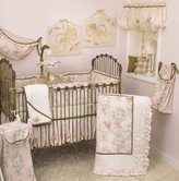 Cotton Tale Designs Lollipops and Roses 8 Piece Crib Bedding Set by