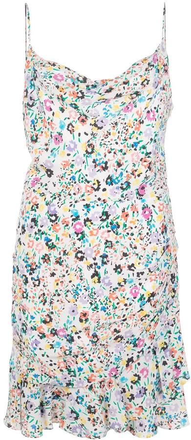 Milly Silk Wildflower Baylor Dress