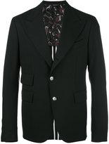 Dolce & Gabbana single breasted jacket - men - Virgin Wool/Spandex/Elastane/Viscose - 52