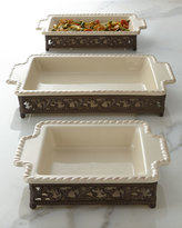GG Collection G G Collection Large Ceramic Baker