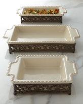 GG Collection G G Collection Medium Ceramic Baker