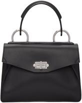 Proenza Schouler Black Small Hava Bag