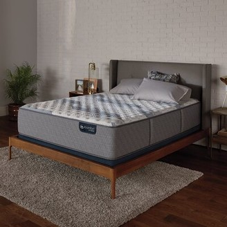 "Serta iComfort 500 14"" Extra Firm Hybrid Mattress and Box Spring Mattress Size: Twin XL, Box Spring Height: Standard Profile (9"")"